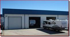RV Service and RV Repair Department