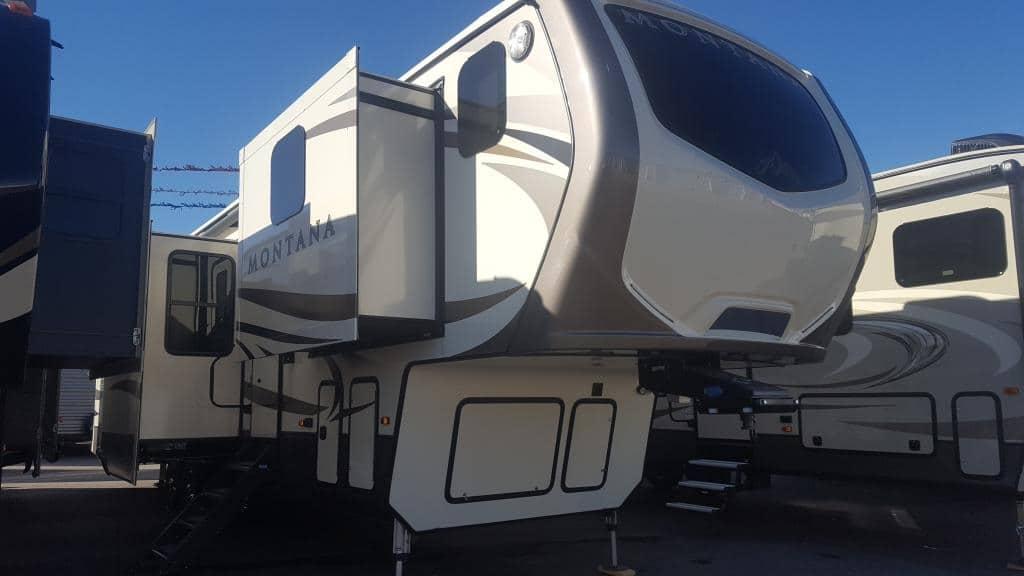 2017 Keystone Montana 3820FK - American RV