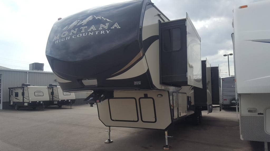 2018 Keystone Montana High Country 345RL - American RV