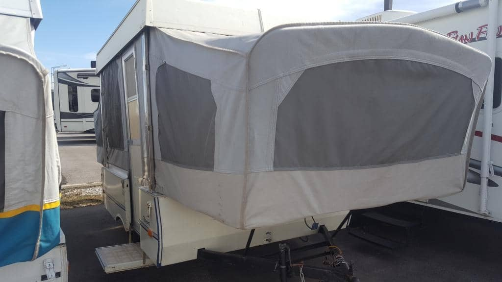 1989 Coleman Newport 8FT - American RV