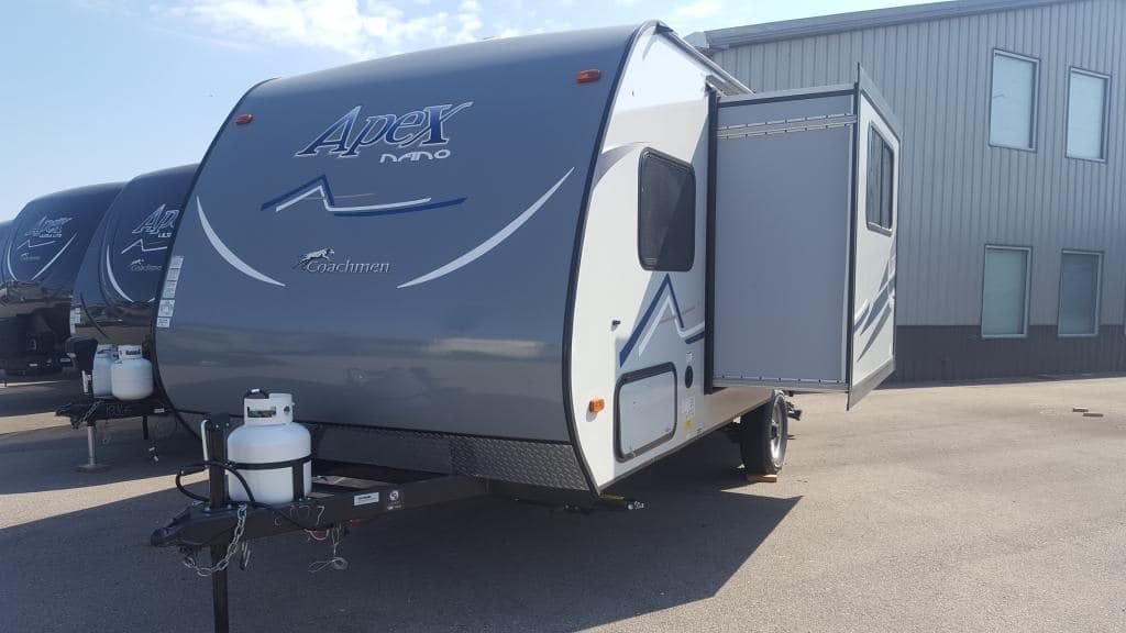 2018 Coachmen Apex Nano 193BHS - American RV