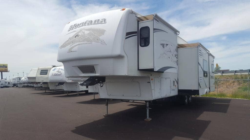 2007 Keystone Montana 3500RL - American RV