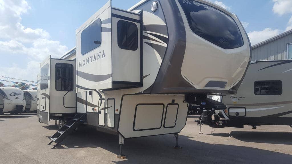 2018 Keystone Montana 3731FL - American RV