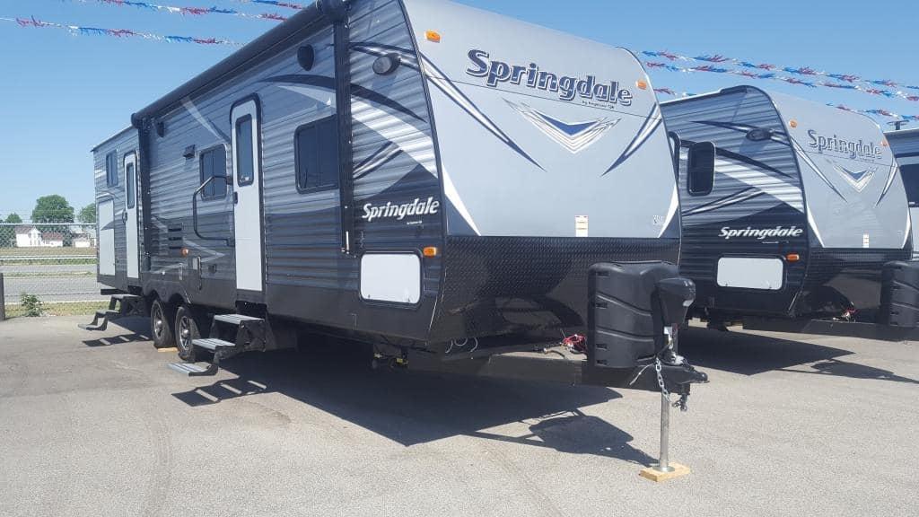 2018 Keystone Springdale 303BH - American RV
