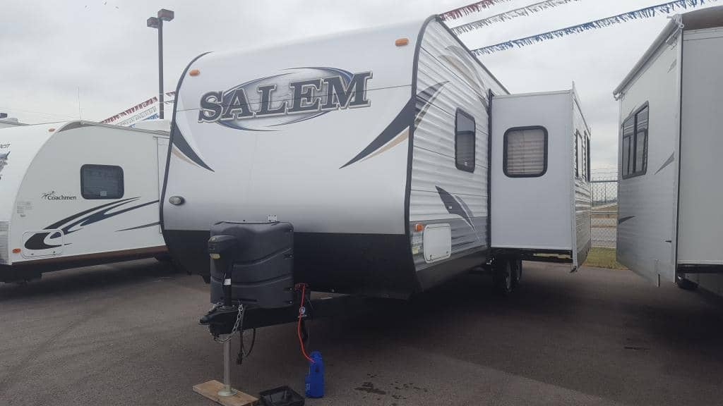 2015 Forest River Salem 26TBUD - American RV