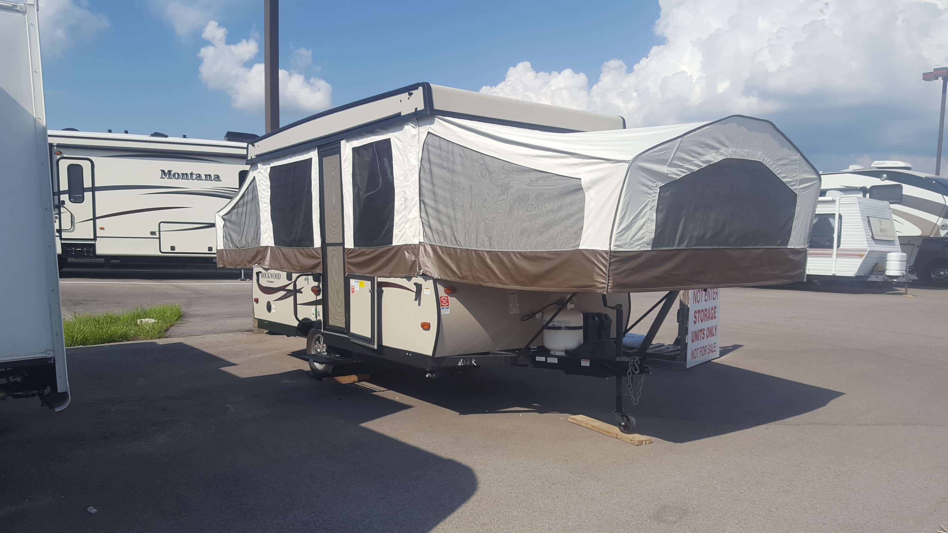 NEW 2016 Forest River ROCKWOOD 2270 - American RV