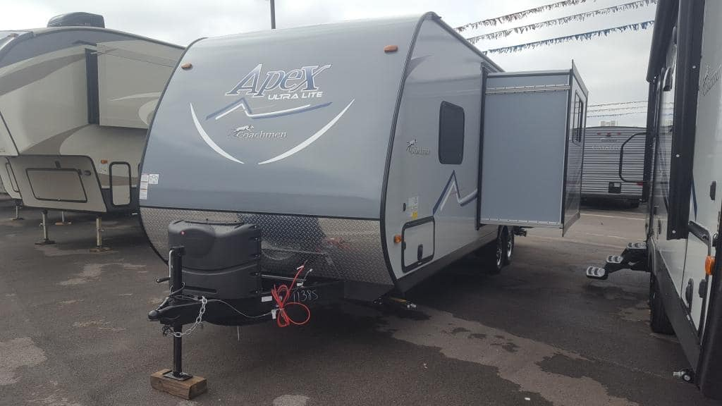 2017 Forest River Apex 245BHS - American RV