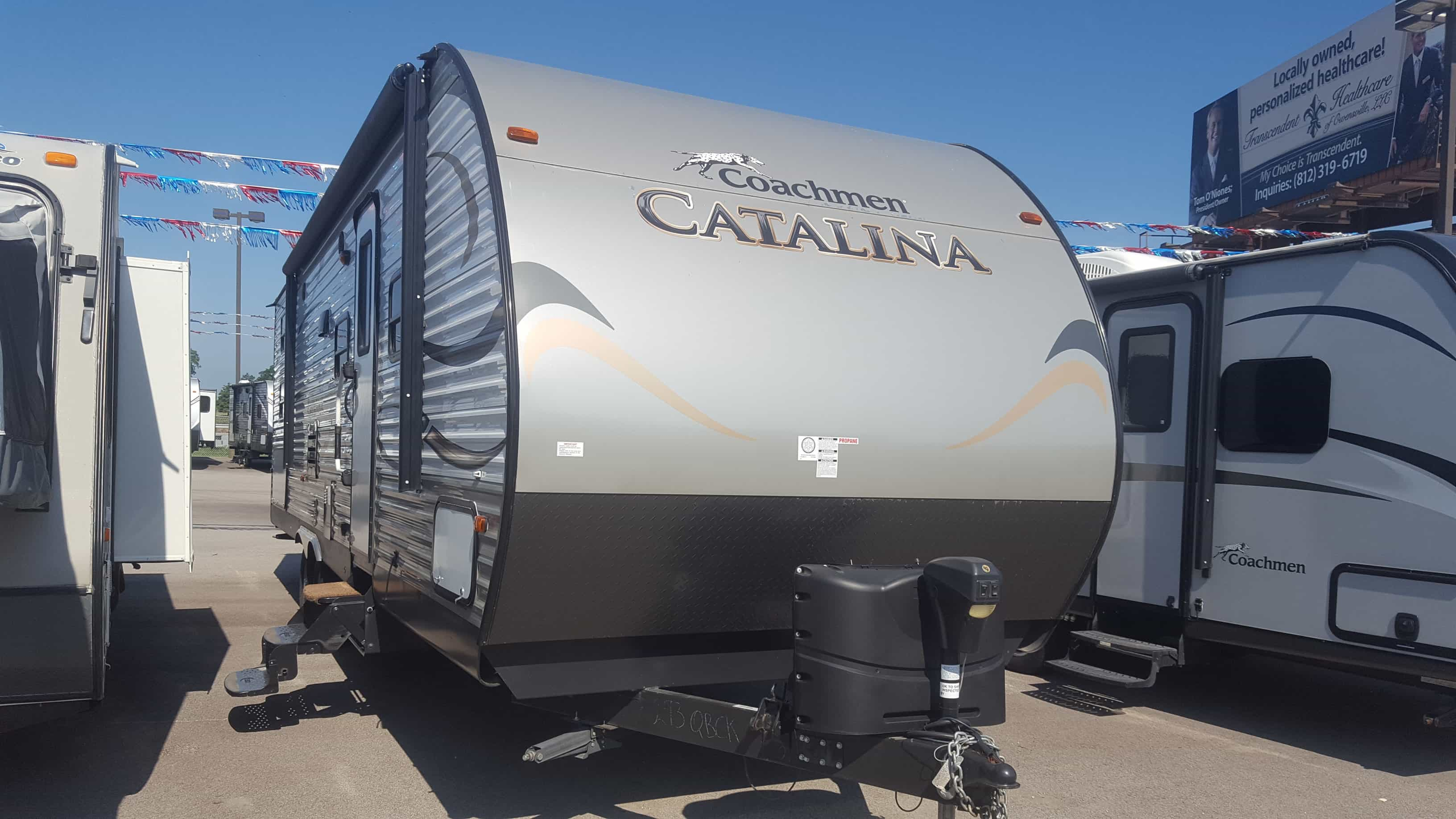 USED 2015 Coachmen CATALINA 293QBCK - American RV