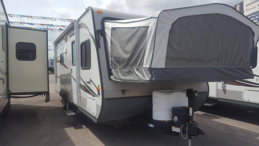 2013 Jayco Jay Feather X23B - American RV