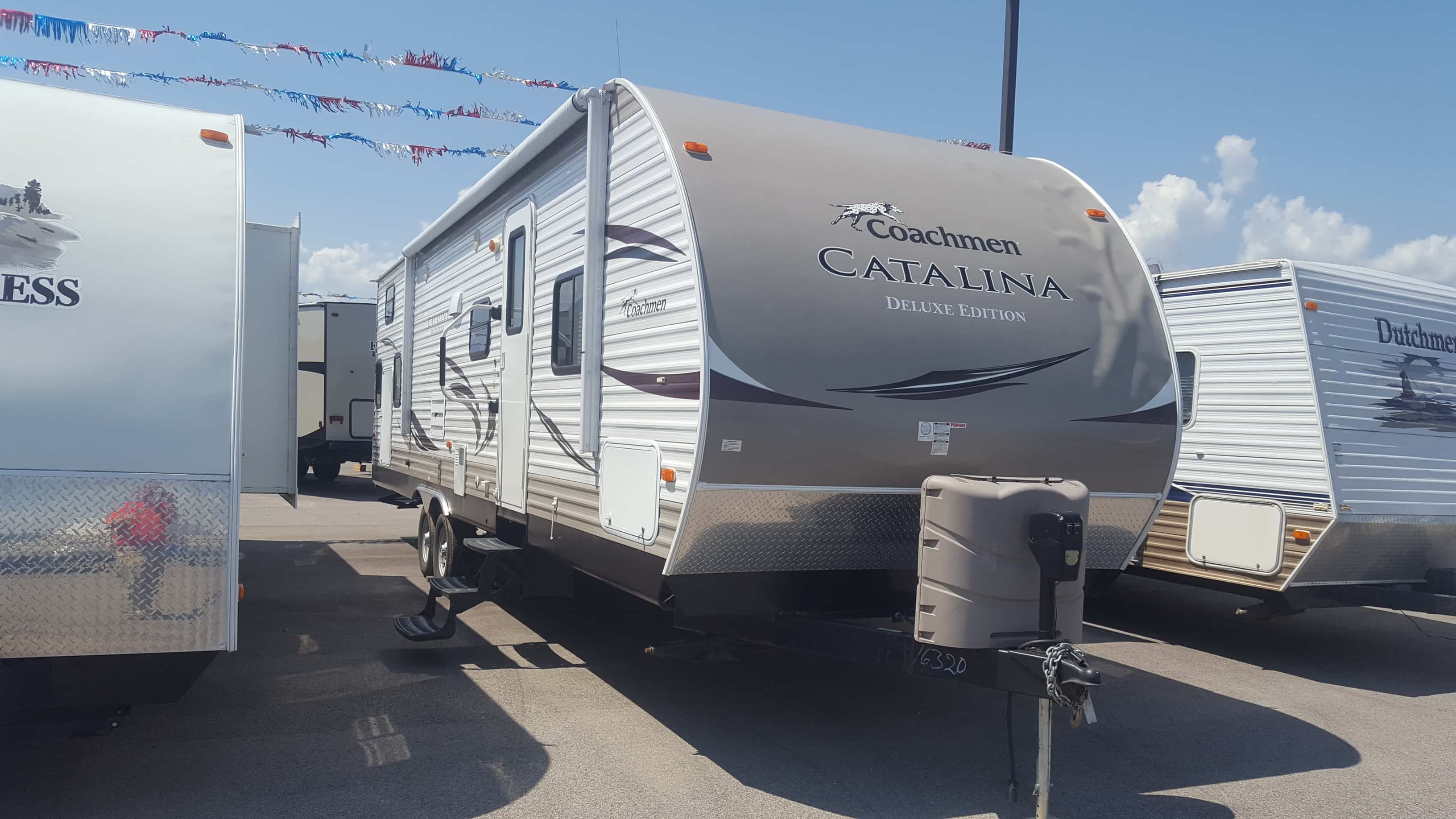 USED 2013 Coachmen CATALINA 30BHS - American RV