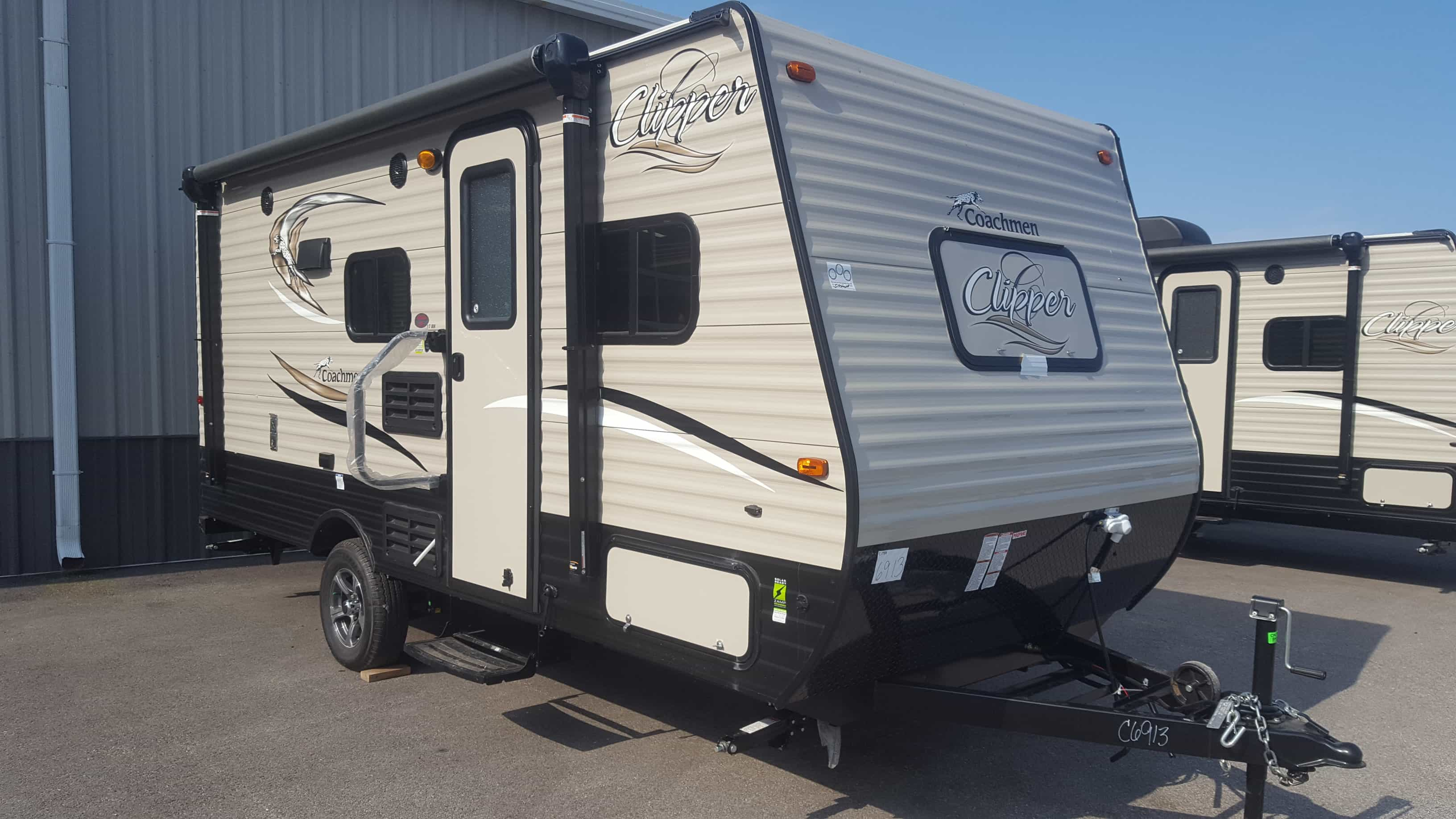 NEW 2018 Coachmen CLIPPER 17BH - American RV