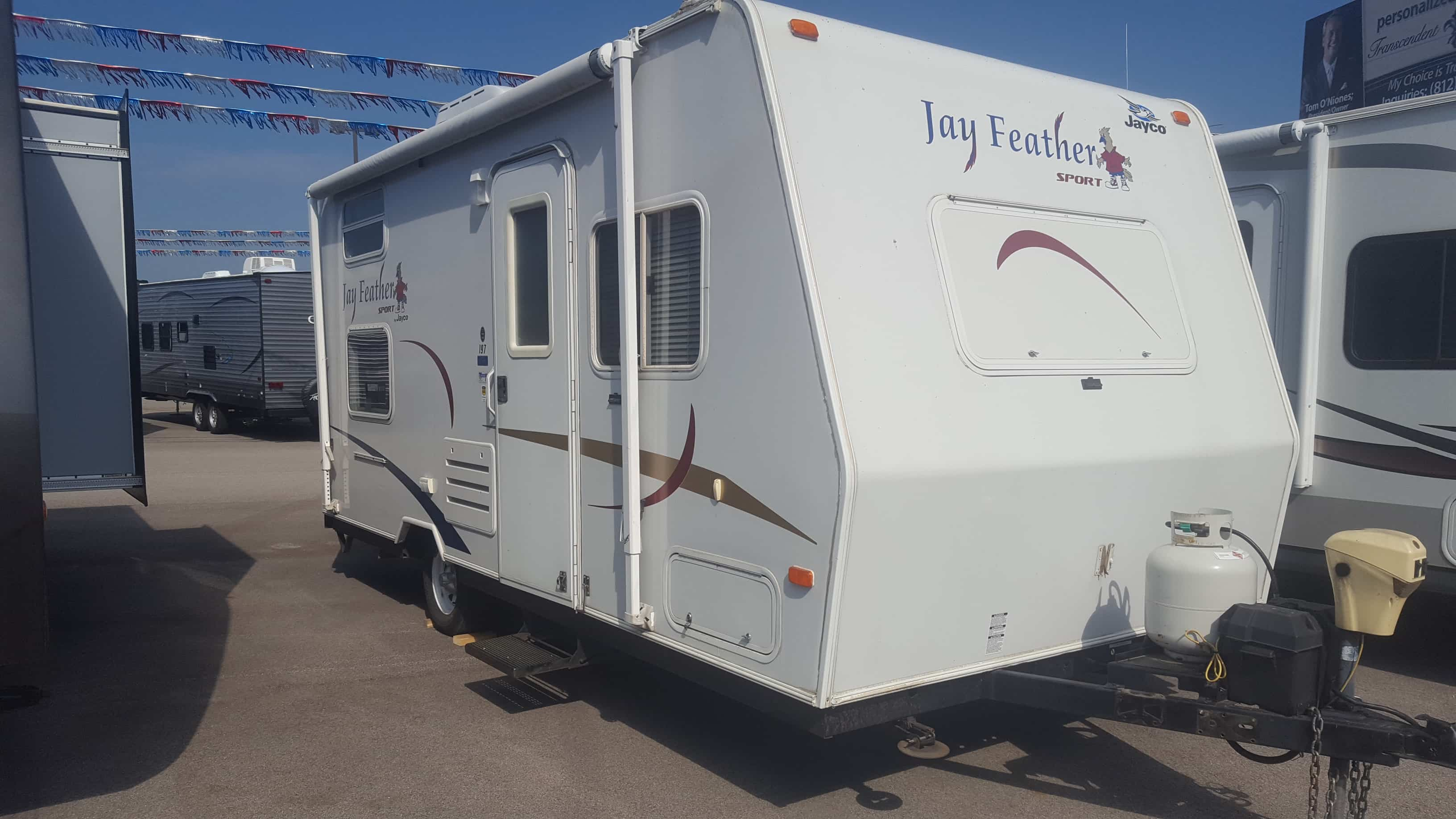 USED 2006 Jayco JAY FEATHER 197 - American RV