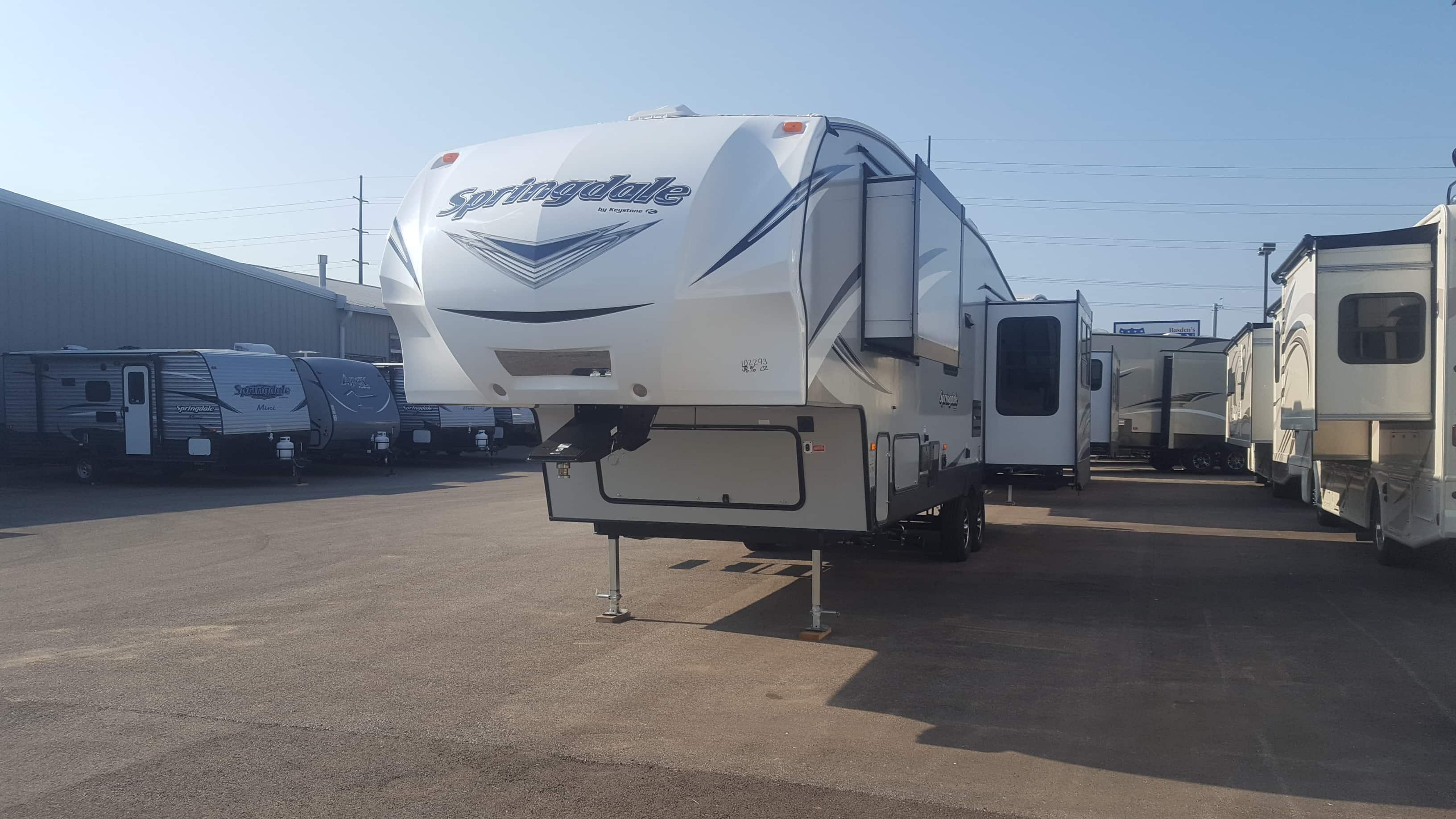 NEW 2018 Keystone SPRINGDALE 253FWRE - American RV