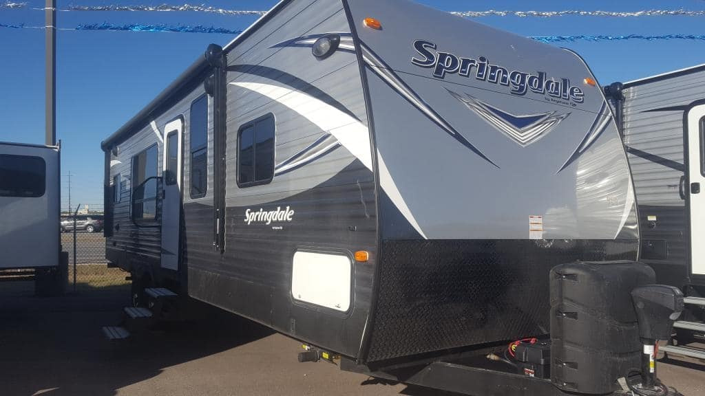 2017 Keystone Springdale 293RK - American RV