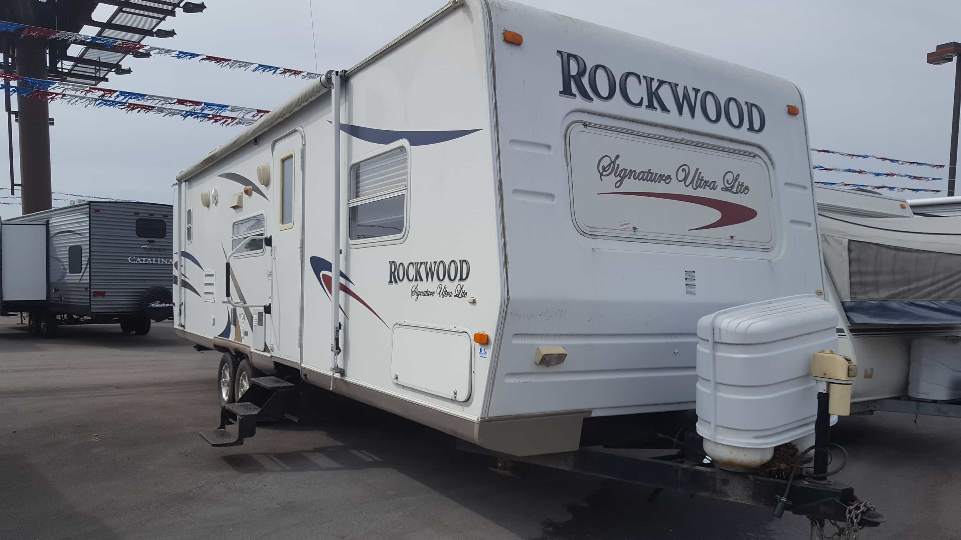 USED 2007 Forest River ROCKWOOD 8293SS - American RV