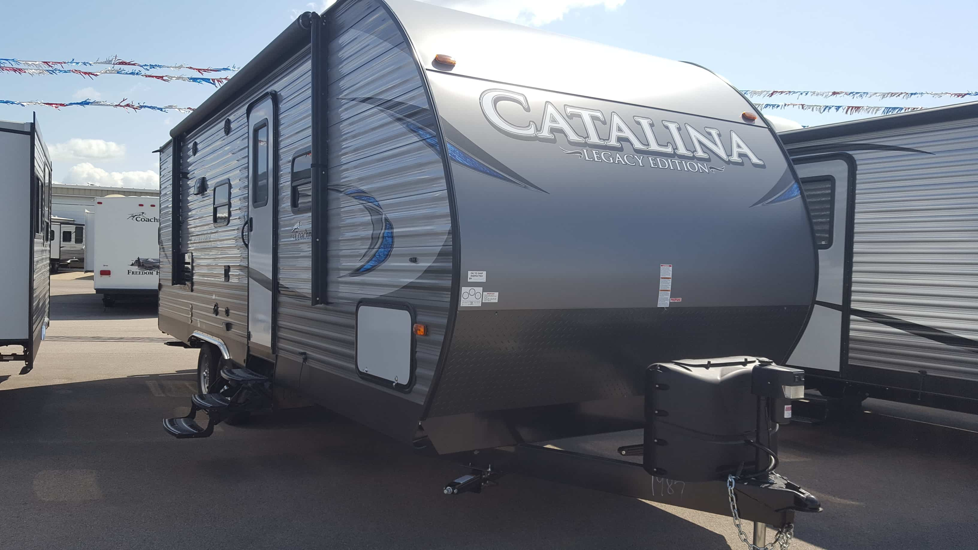 NEW 2018 Coachmen CATALINA 243RBSLE - American RV