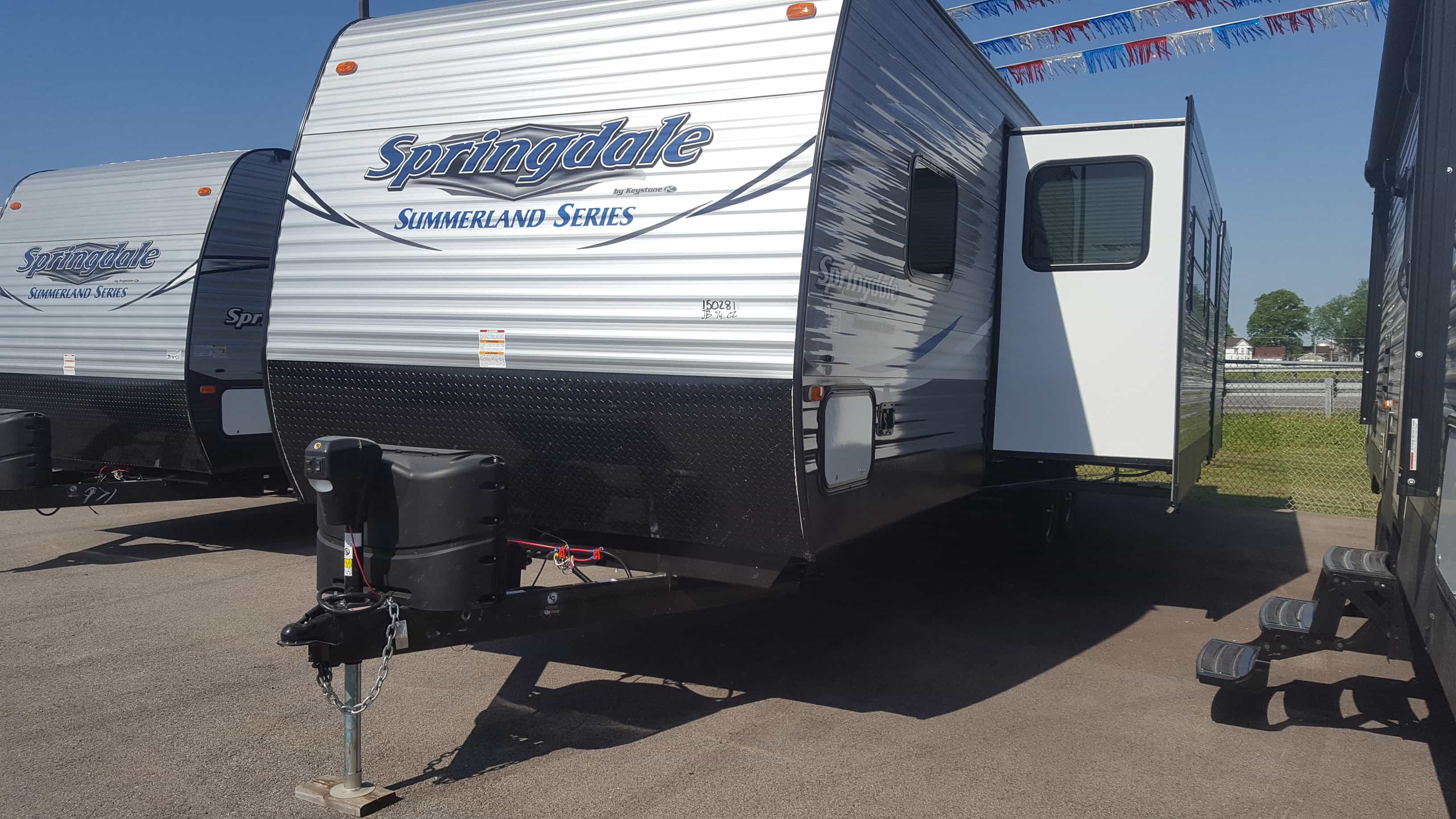 NEW 2018 Keystone SUMMERLAND 3030BH - American RV