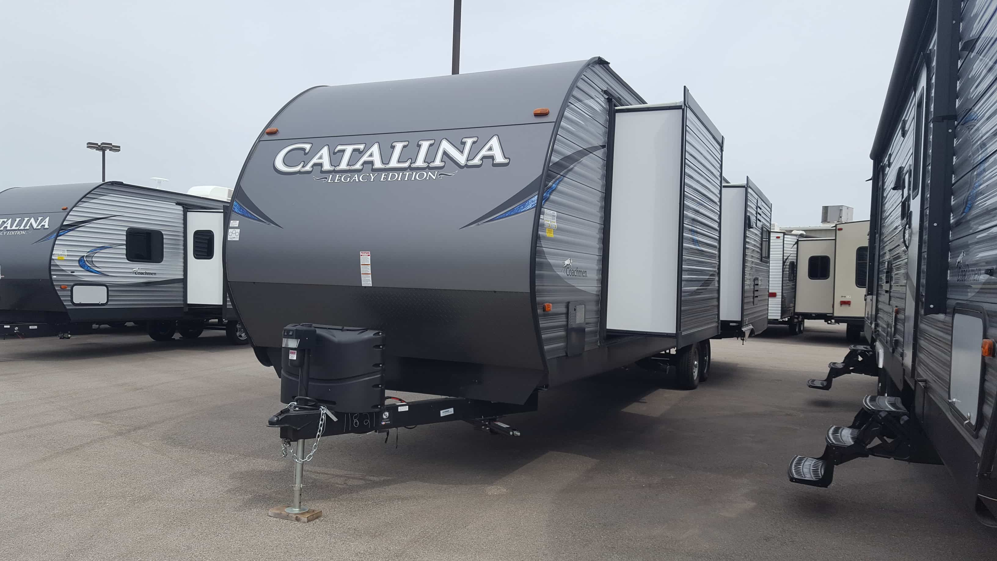 NEW 2018 Coachmen CATALINA 333RETSLE - American RV