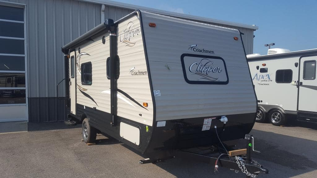 2017 Coachmen Clipper 17FB - American RV
