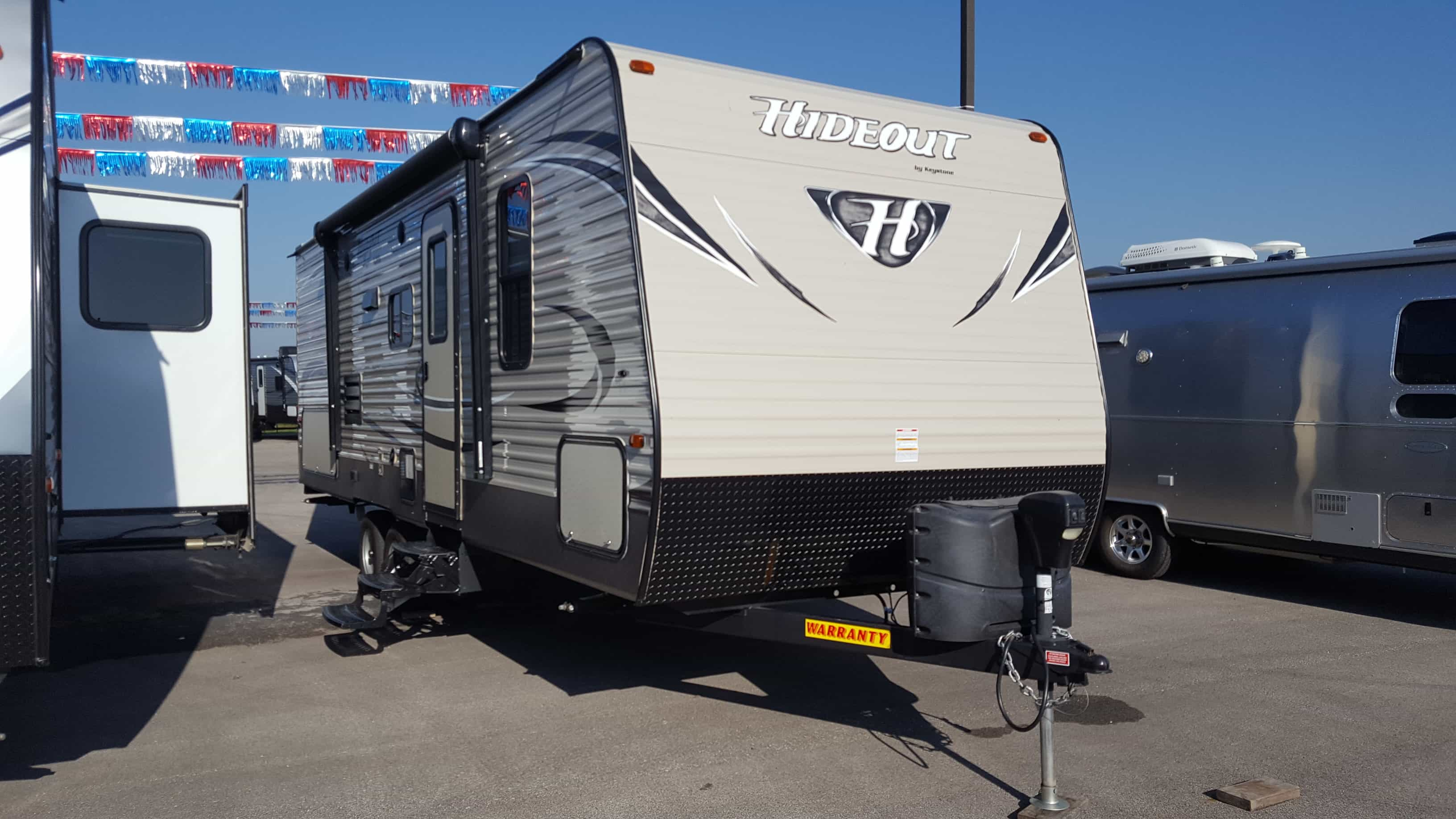 USED 2016 Keystone HIDEOUT LHS 232LHS - American RV