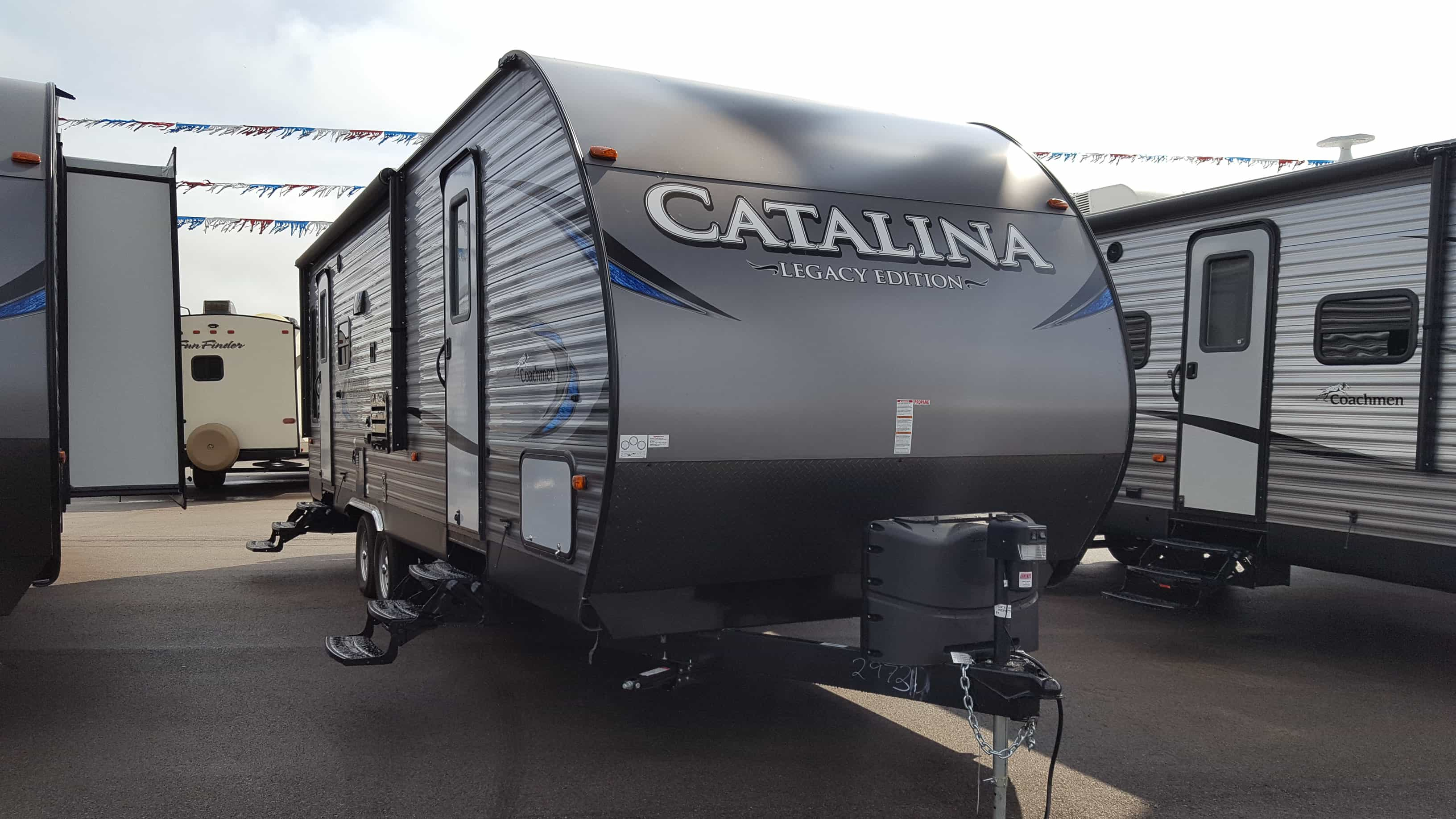 NEW 2018 Coachmen CATALINA 263RLSLE - American RV