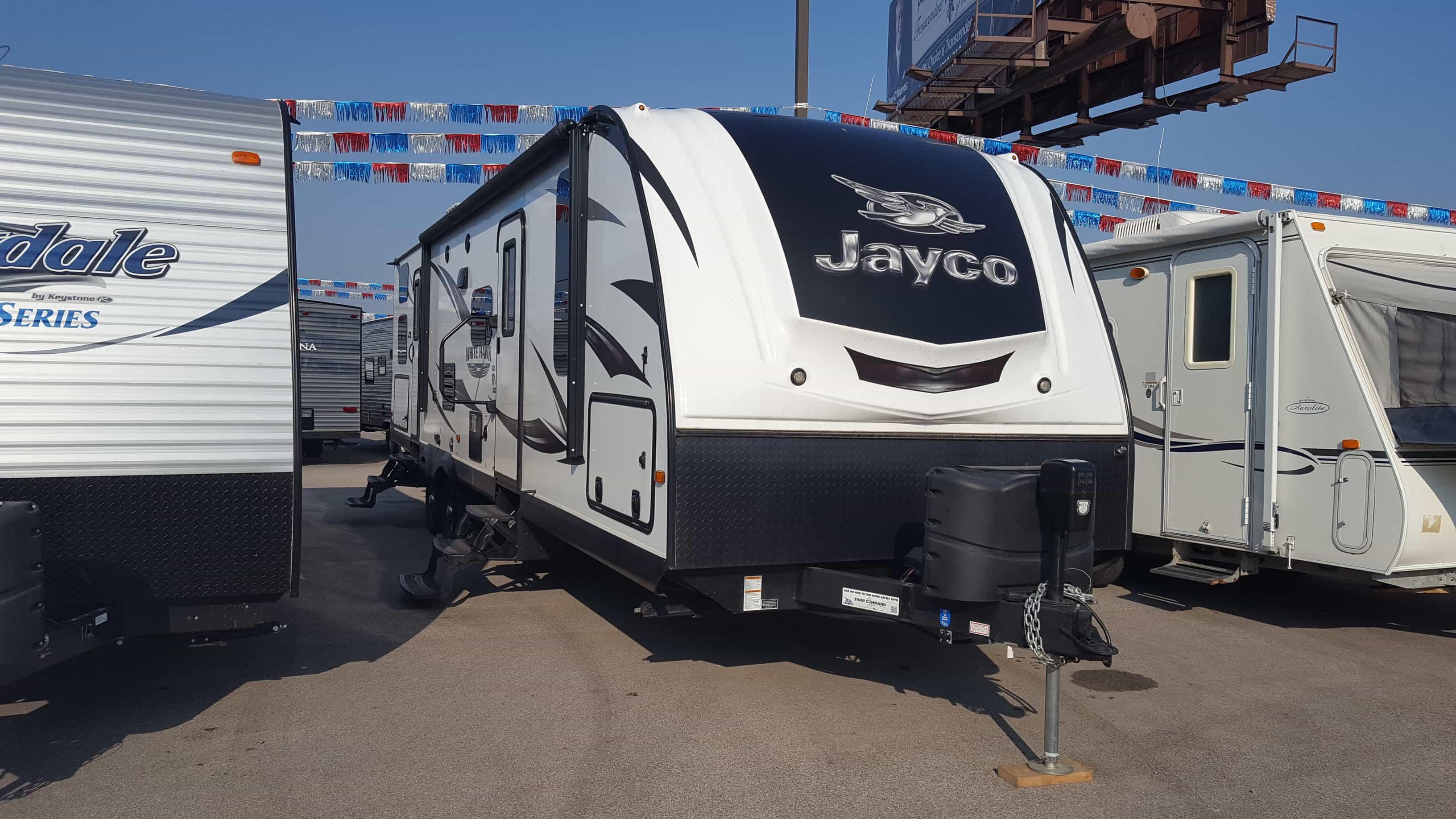 USED 2016 Jayco WHITE HAWK 32DSBH - American RV