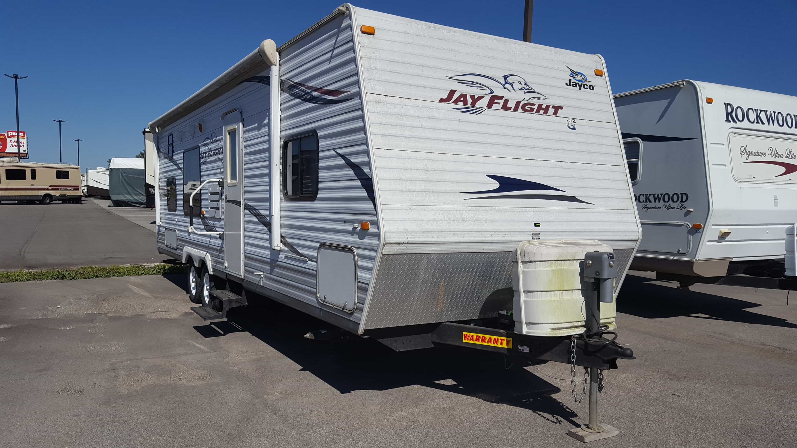 USED 2010 Jayco JAY FLIGHT 29 BHS - American RV