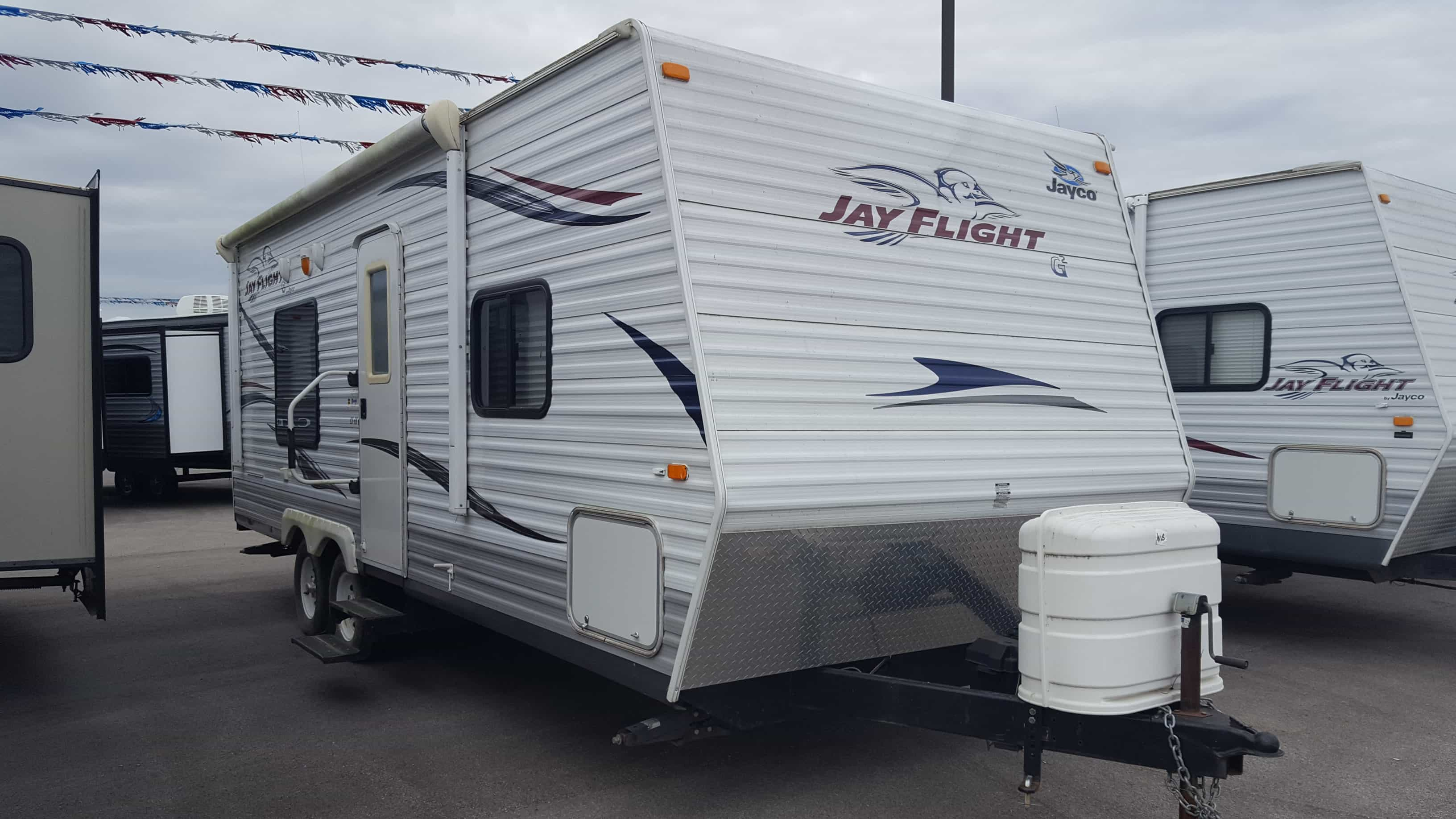 USED 2010 Jayco JAY FLIGHT G2 23FB - American RV