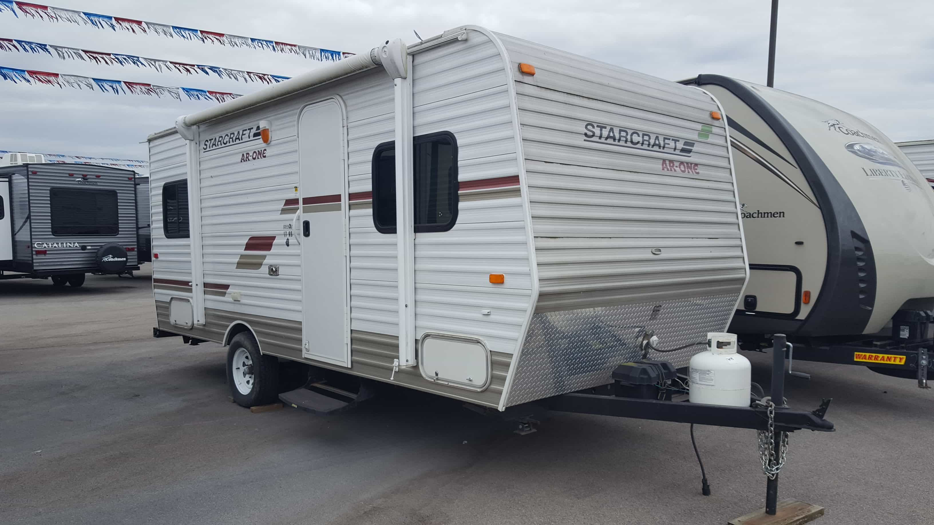 USED 2013 Starcraft AR-ONE 17RD - American RV