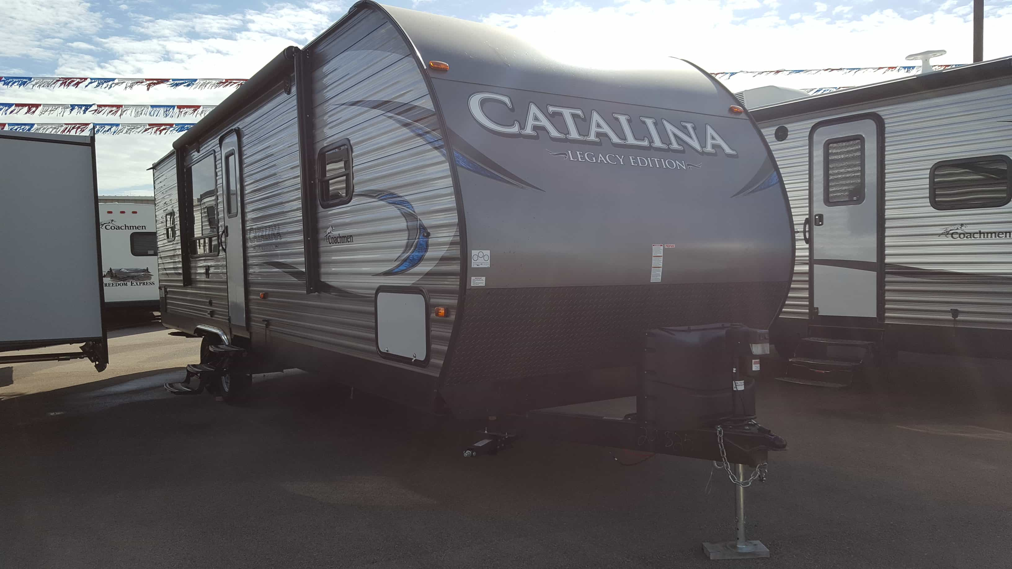 NEW 2018 Coachmen CATALINA 283RKSLE - American RV