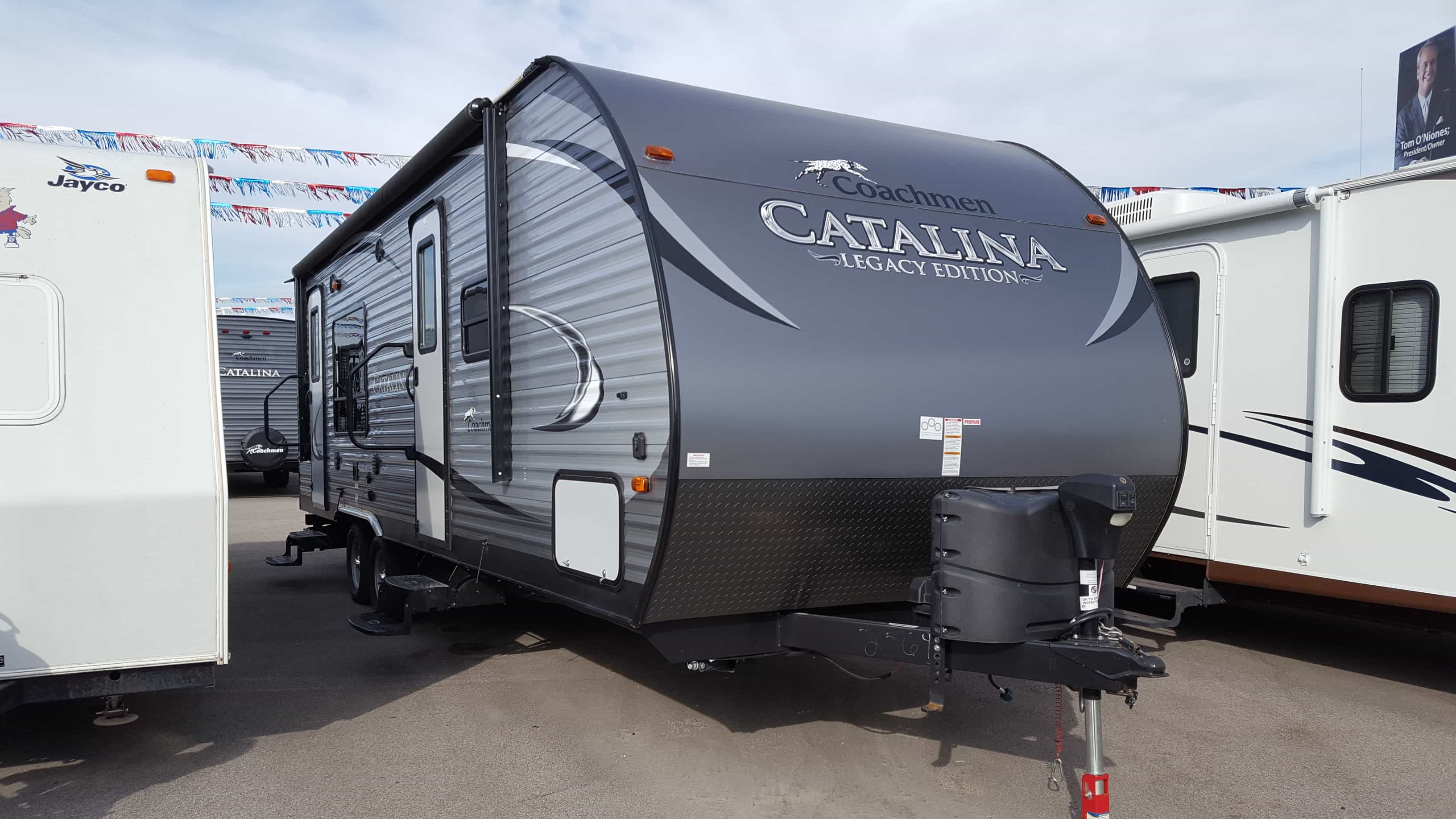 USED 2017 Coachmen CATALINA 253RKS - American RV