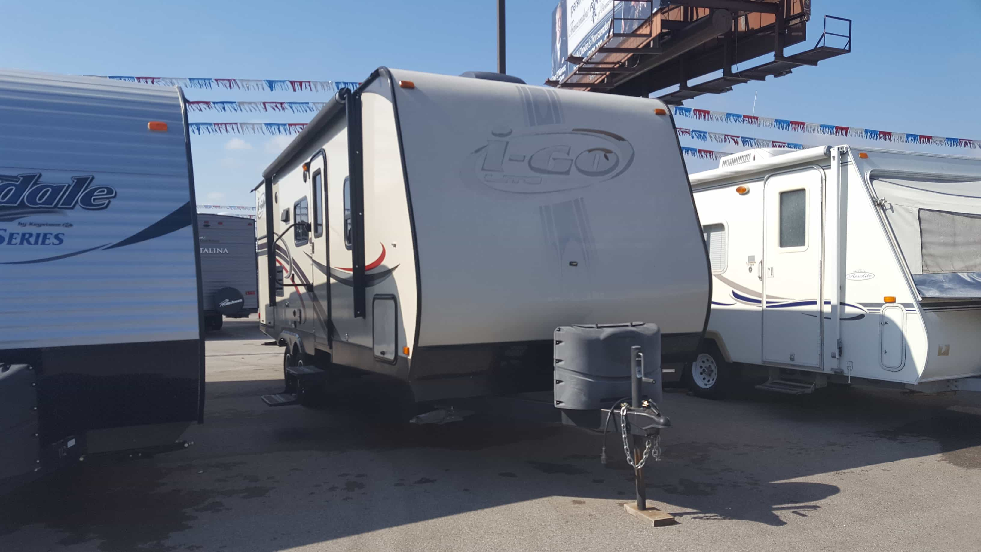 USED 2012 Evergreen Rv iGO 236RBK - American RV