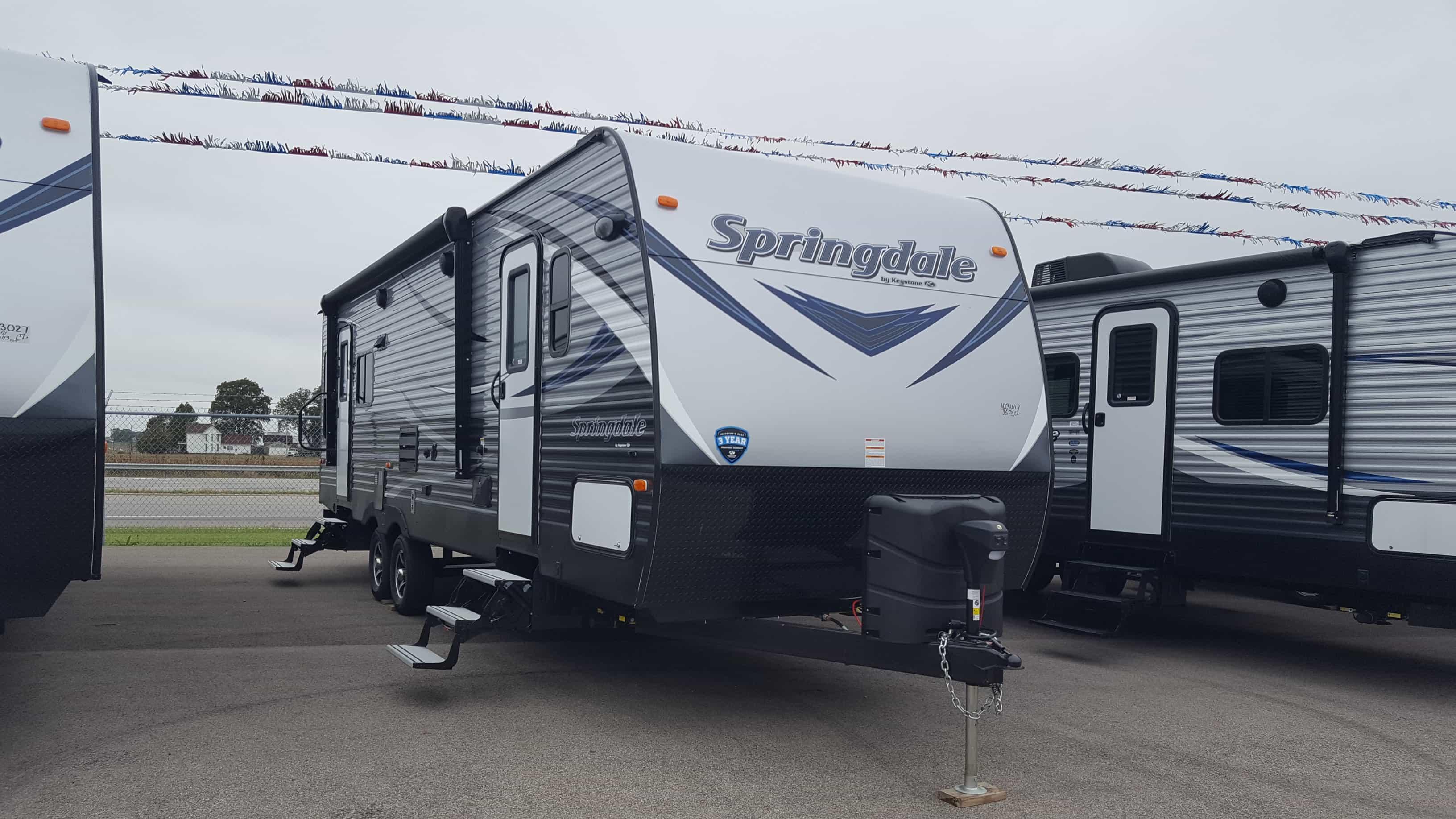 NEW 2018 Keystone SPRINGDALE 271RL - American RV