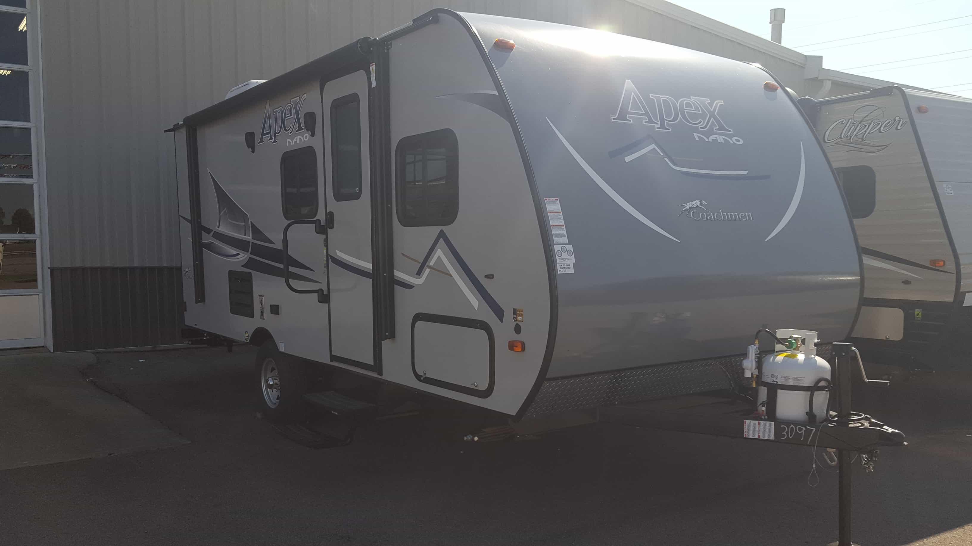 NEW 2018 Coachmen APEX NANO 193BHS - American RV