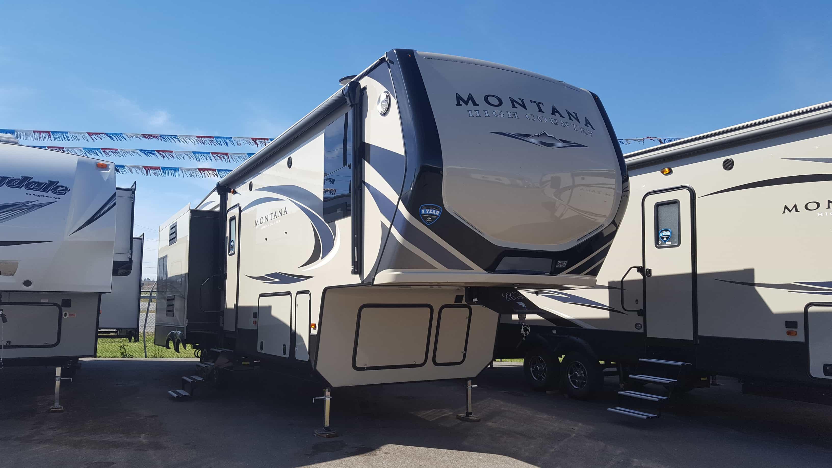 NEW 2018 Keystone MONTANA HIGH COUNTRY 305RL - American RV