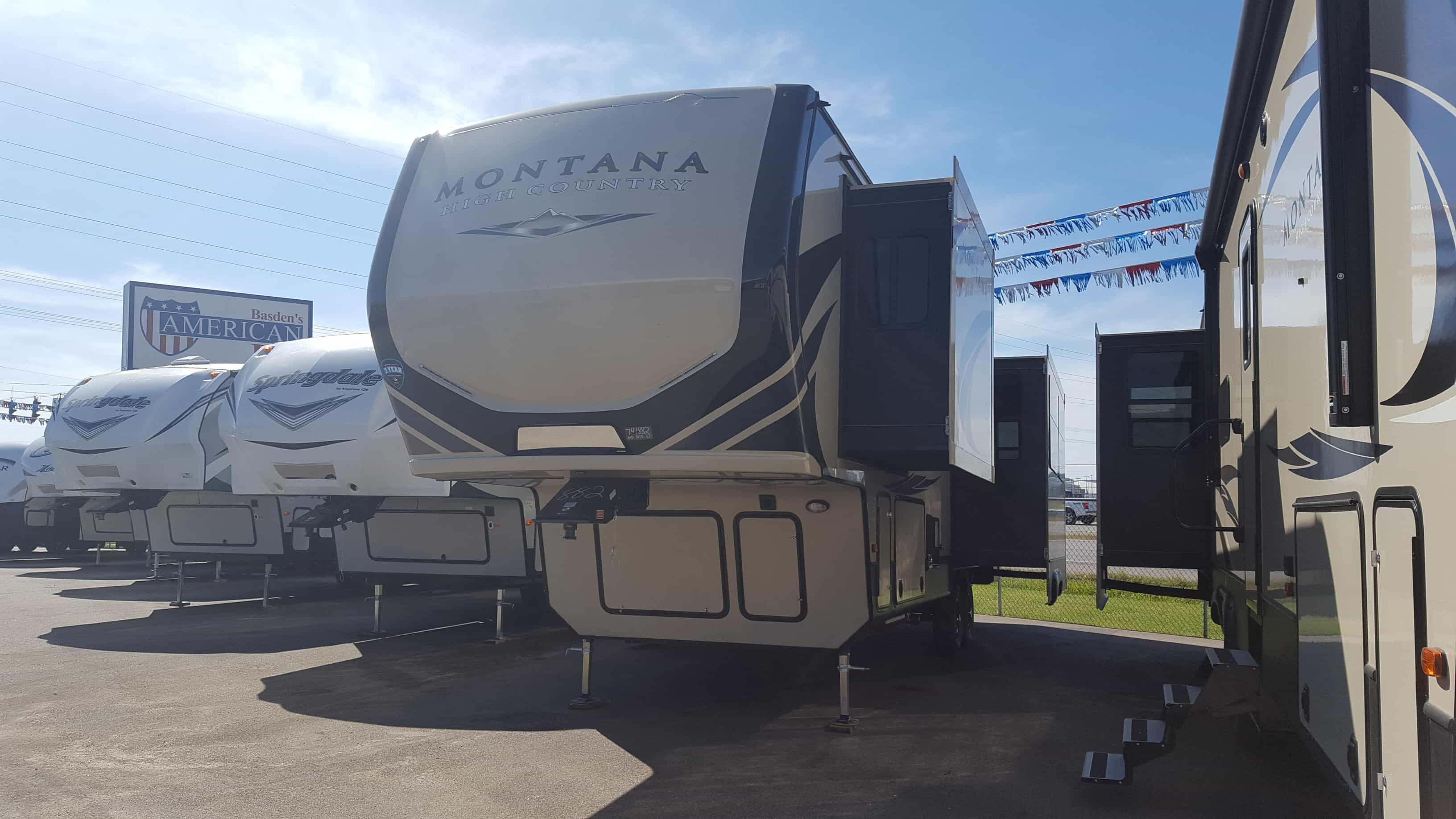 NEW 2018 Keystone MONTANA HIGH COUNTRY 305RL - American RV