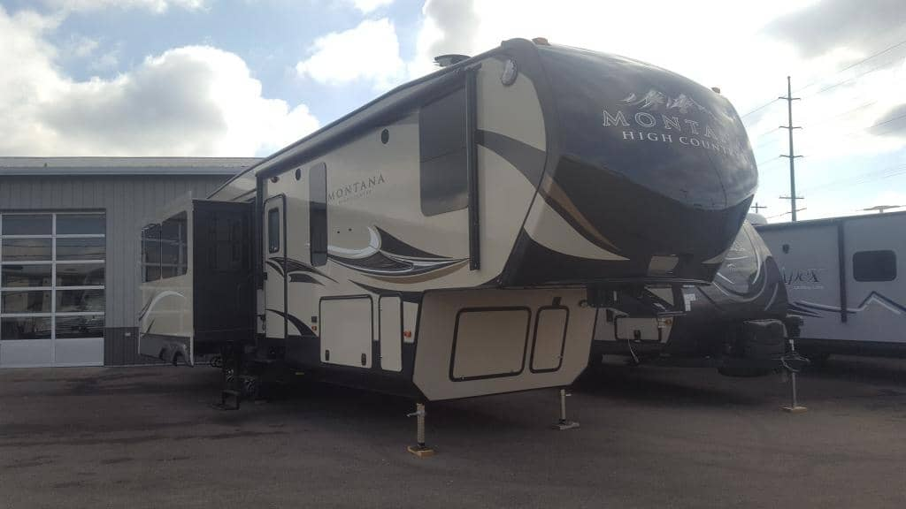 NEW 2017 Keystone Montana HIGH COUNTRY 353RL - American RV