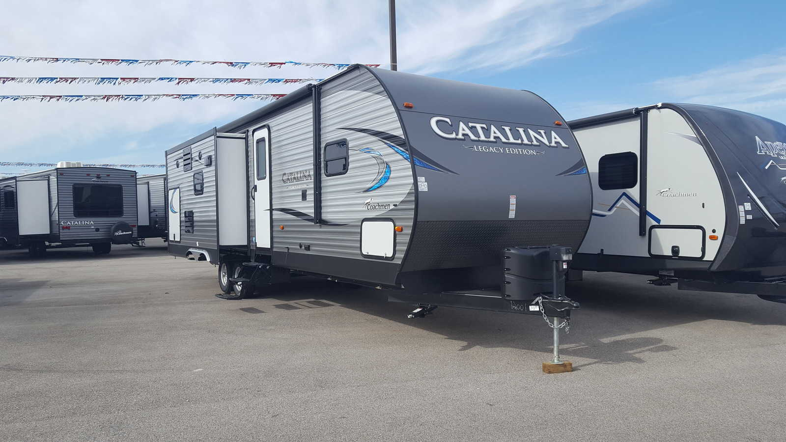 NEW 2018 Coachmen CATALINA 293RLDSLE - American RV