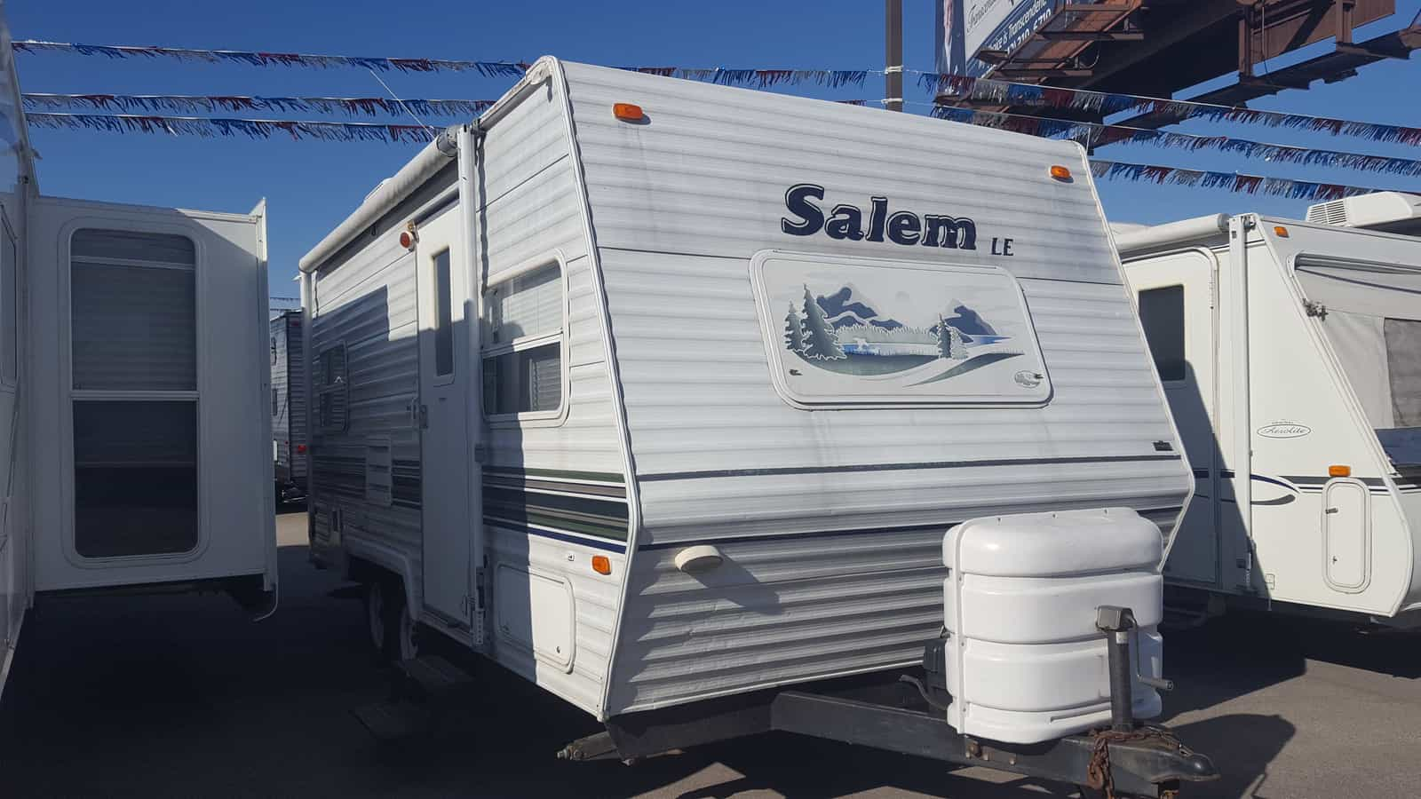 USED 2003 Forest River SALEM LE 19FD - American RV
