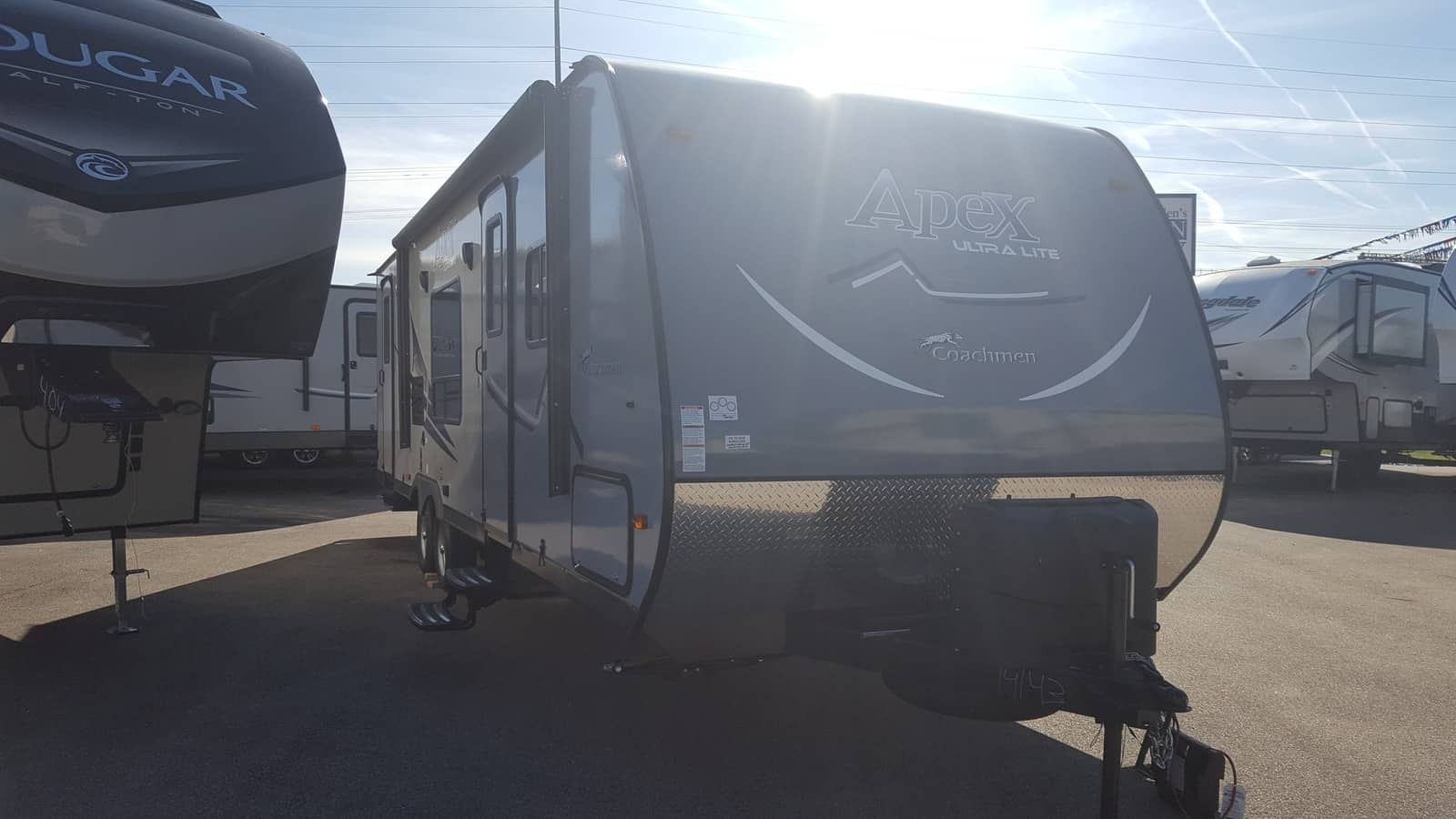 NEW 2018 Coachmen APEX 28LE - American RV