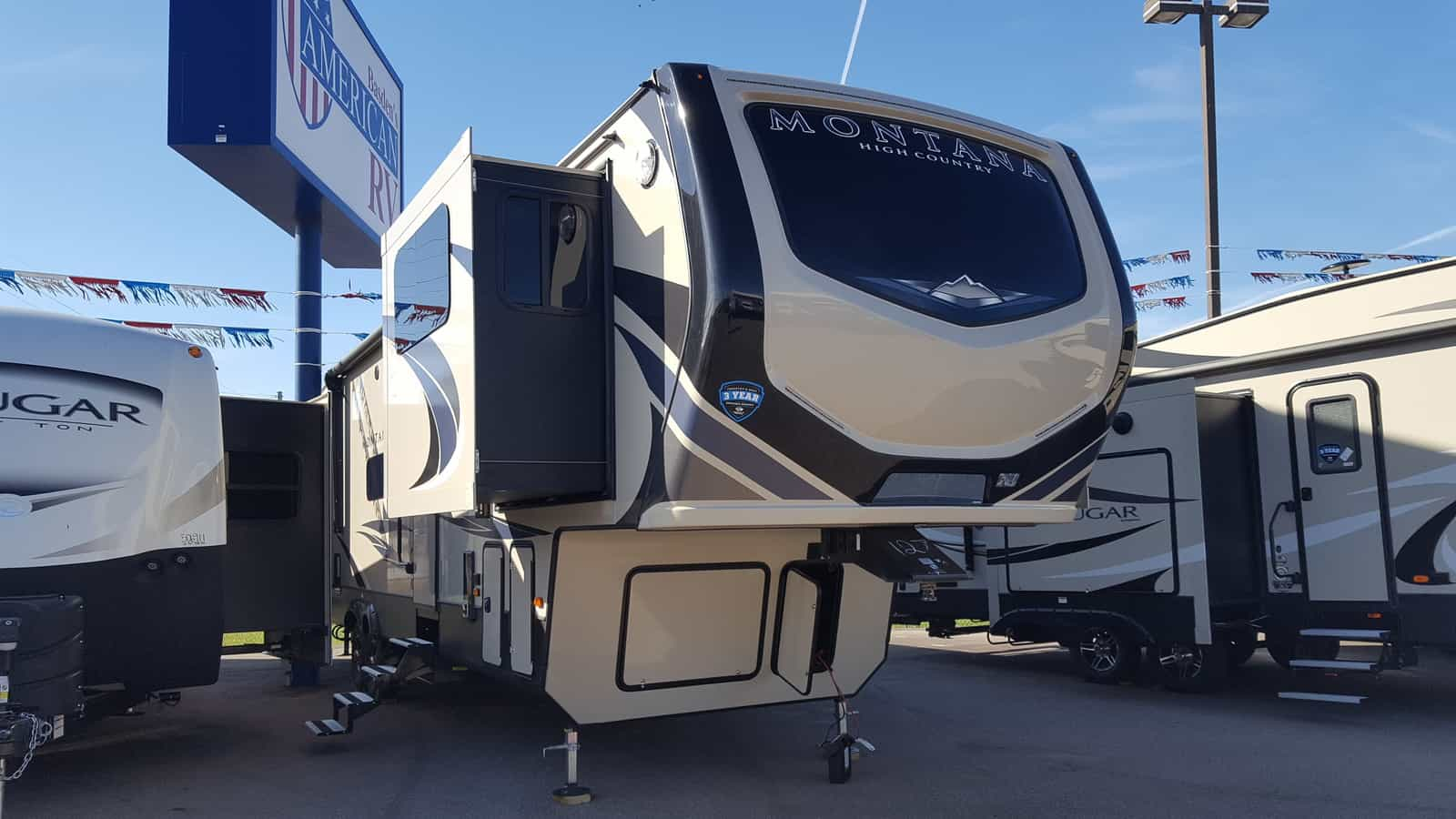 NEW 2018 Keystone MONTANA HIGH COUNTRY 375FL - American RV