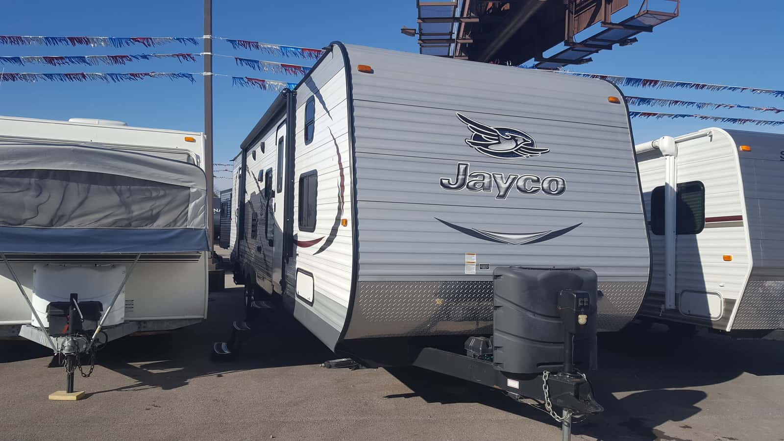 USED 2015 Jayco JAY FLIGHT 31QBDS - American RV