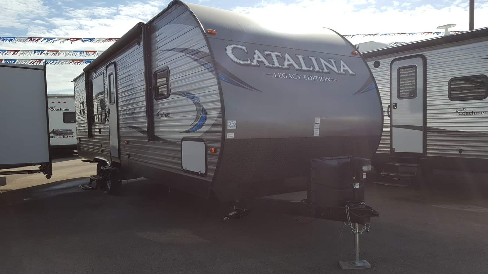 NEW 2018 Coachmen CATALINA 283RKSLE - American RV