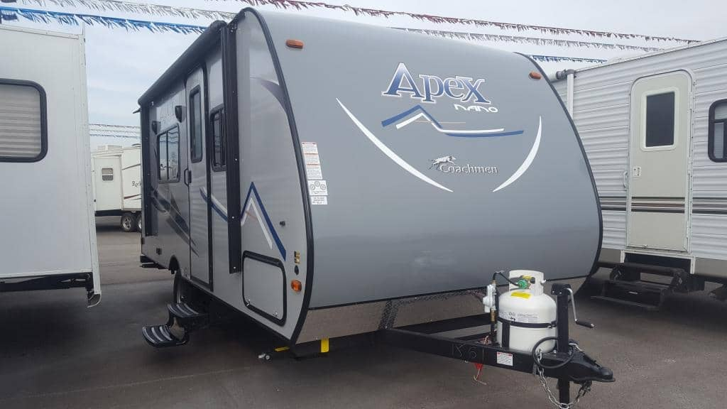 2018 Coachmen Apex Nano 187RB - American RV