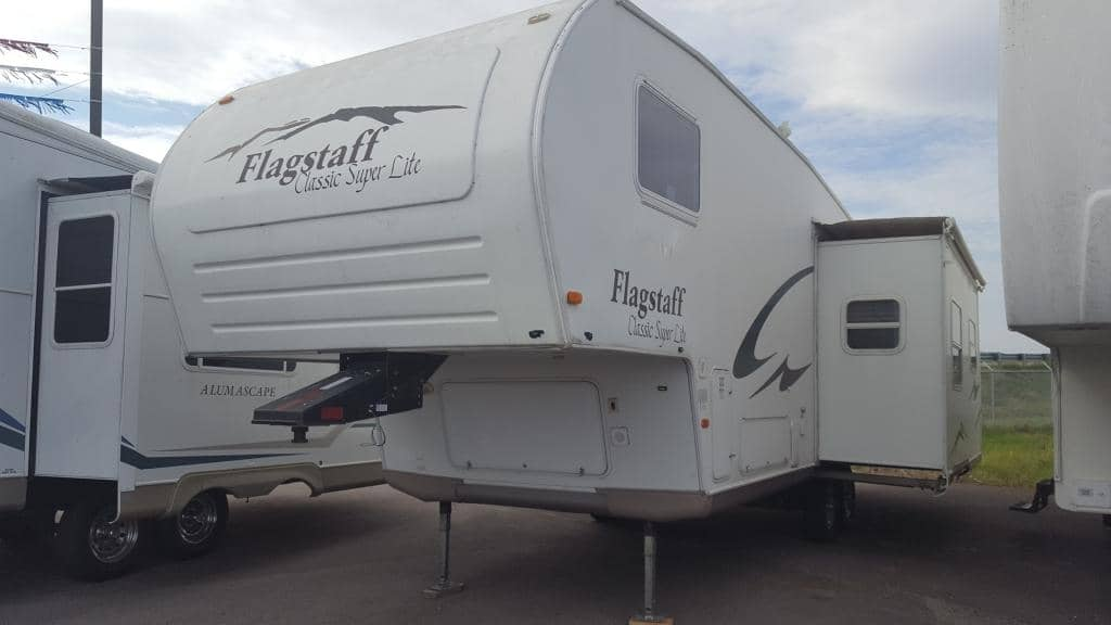 2006 Forest River Flagstaff 8528RLSS - American RV