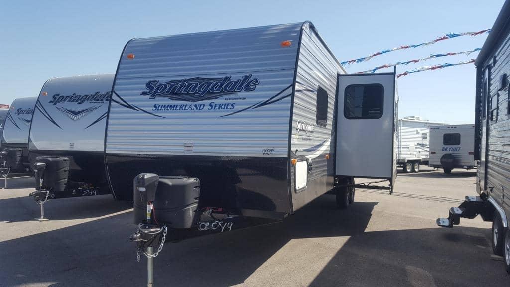 2018 Keystone Summerland 2960BH - American RV