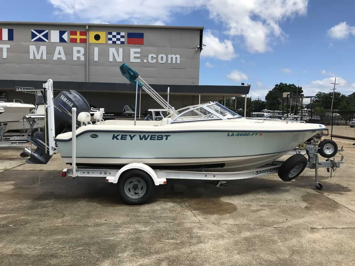Used  2006 Key West Dc186 Fish Boat