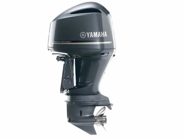 NEW 0000 Yamaha V6 Offshore F300