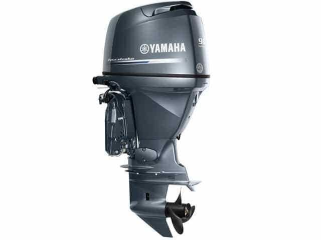 NEW 0000 Yamaha Four Stroke Midrange F90