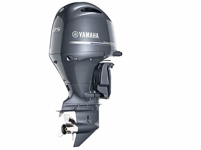 New yamaha four stroke in line outboard for Yamaha 4 stroke outboards